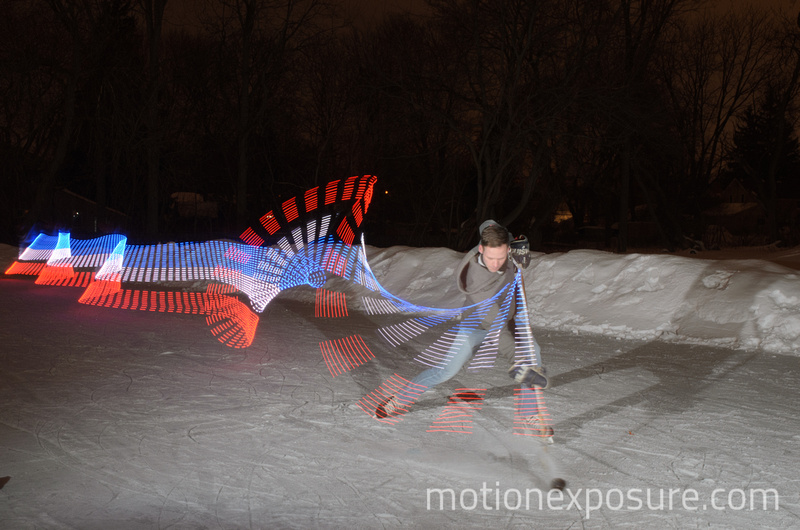 Motion Exposure: Hockey &emdash;